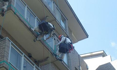 マンション・ビルの外壁改修工事